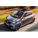 Rimappatura centralina Smart ForFour